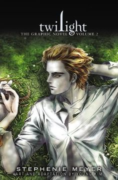Twilight The Graphic Novel Volume 2 by Stephenie Meyer http://www.goodreads.com/series/51096