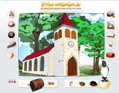 www.kirche-entdecken.de Die Seite der evangelischen Kirche für Kinder