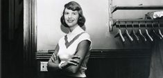 Unseen Sylvia Plath short story to be published in January Sylvia Plath, Gwyneth Paltrow, Writing Poetry, Writing A Book, High School Romance, Anne Sexton, Book Of Poems, American Poets, Intersectional Feminism