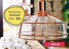 Hanglamp Sherlock