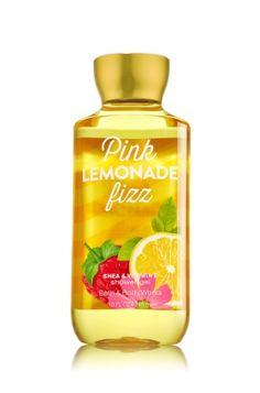 Pink Lemonade Fizz Shower Gel - Signature Collection - Bath & Body Works