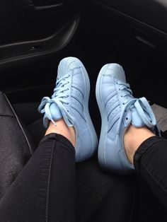 super popular 3ff75 e811c adidas Pharrell Williams Superstar Supercolor Men s Turquoise Casual Lace Up  Sneaker