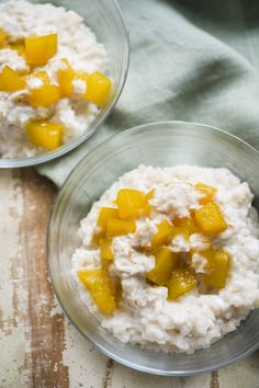 Senegalese Mango and Coconut Rice Pudding from Christopher Kimball's Milk St… – Rice Recipes Senegalese Mango and Coconut Rice Pudding from Christopher Kimball's Milk St… Mango Pudding, Tapioca Pudding, Coconut Pudding, Coconut Rice, Canned Coconut Milk, Custard Recipes, Pudding Recipes, Rice Recipes, Cooking Recipes