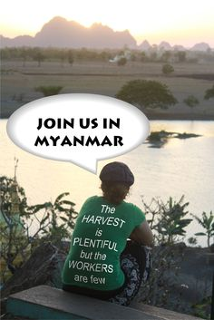 Are you ready to see the Gospel proclaimed in Southeast Asia? Do you have a heart for the poor and marginalised? OM Myanmar is looking for people to join their team! www.om.org