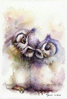 WATERCOLOR by Yui at Wayside Boutique Art Gallery