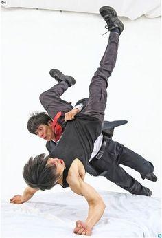 【参考資料】瞬間連写アクションポーズ集「瞬撮アクションポーズ02 バディ・アクション編」が発売 | ARTIST DATABASE
