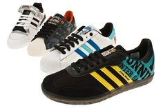 Star Wars x adidas Originals. I have all four of these styles...and technically Star Wars is now Disney.