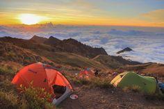 Camping on the Rinjani (Bali), by Rémi Doubi via 500px