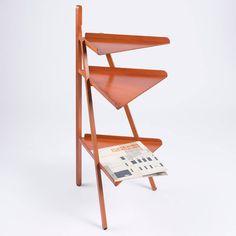 """""""Trio"""" Shelf by Achille Castiglioni for Interflex image 10"""