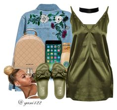 """untitled #188"" by yani122 ❤ liked on Polyvore featuring H&M and MICHAEL Michael Kors"