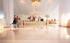 formal white weddings Engage!13: Great Gatsby Wedding Theme