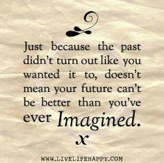 #past #future #life #quote