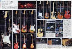 John Mayer's guitar collection