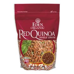 Eden Foods, Organic Red Quinoa, Whole Grain, 16 oz (454 g) has been published at http://www.discounted-vitamins-minerals-supplements.info/2012/12/31/eden-foods-organic-red-quinoa-whole-grain-16-oz-454-g/