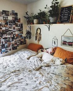 Teen bedroom ideas - need concepts for your teen& room? Indie Bedroom, Bedroom Inspo, Bedroom Decor, Bedroom Rugs, Bedroom Curtains, Decor Room, Design Room, Small Room Bedroom, Small Rooms