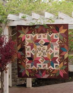 If you're a fan of Kim Diehl's stunning scrap-quilting style, it's time to celebrate—she's gone digital! For the first time, a dozen of Kim's scrappy quilts are now available as ePatterns. Download and enjoy in a matter of minutes!