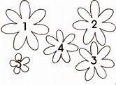 Rezultat imagine pentru Felt Flower Patterns