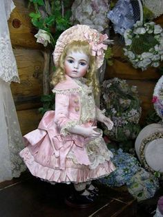 Bebes by Sayuri   19 inch Bru Jne 11 Doll