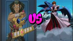 The King of Games Tournament II: Axel vs Kaiba (Match King, Games, Videos, Anime, Fictional Characters, Art, Art Background, Kunst, Gaming