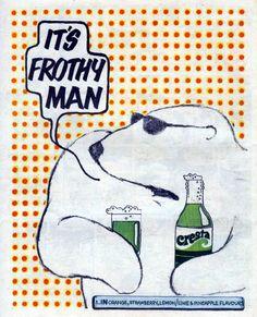OMG I loved Cresta - creamy, frothy & fizzy like sherbert