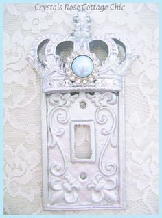 Prince Light Switch Wall Plate Switchplate by sweetlilboutique, $19.99