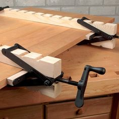 clamp Wood dual