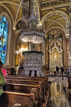 Basilica of St. Josaphat . Milwaukee Wisconsin