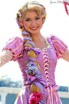 Parade Rapunzel