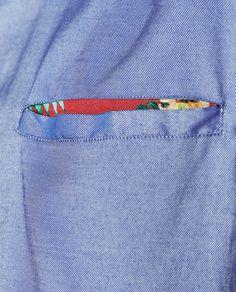 CAMISA CONTRASTES MANGA CORTA Online Zara, Detail, Pants, Fashion, Short Dresses, Men, Trouser Pants, Moda, Fashion Styles