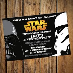 SirHenryu0027s: Star Wars Kindergeburtstag | Pinterest | Starwars, Star And  Birthdays