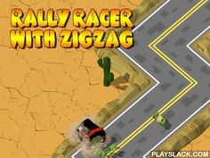 Rally Racer With Zigzag  Android Game - playslack.com , Control a swift automobile speeding along a twisting  line with many distinct turns. accumulate bonuses. Train your reaction speed and measurement abilities moving along slopes of this non-stative games for Android. strive to govern your automobile as far as accomplishable along the line. Be cautious and touch the screen in time to turning the automobile into the right path. Don't squash your automobile into barriers. accumulate stacks…