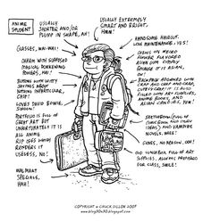 The 16 Different Types of (Art School) Students - My Modern Metropolis