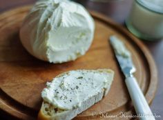 Kleiner Kuriositätenladen: Labneh - Frischkäse aus Joghurt