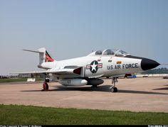 McDonnell F-101B Voodoo aircraft picture