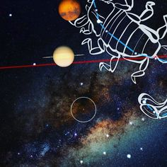 provocative-planet-pics-please.tumblr.com So addicted with SkyView app.  Spotted: Scorpius Constellation Saturn and Mars #Stargazing #WheninCebu #SkyView #Constellation #Planets #Moon #Sun #Galaxy by audreybanag https://www.instagram.com/p/BDvcTb1iUvb/