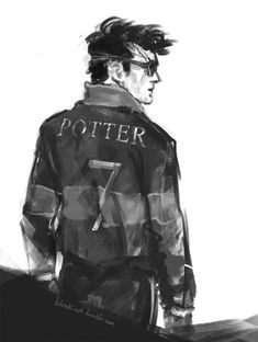 I live it! If you know who the artist is, please write it in the comments! Harry Potter Comics, Harry Potter Quidditch, Harry Potter Artwork, Harry Potter Drawings, Harry James Potter, Harry Potter Pictures, Harry Potter Universal, Harry Potter Characters, Harry Potter World
