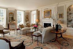 LIVING ROOM & FAMILY ROOM – 58 Cat Ridge Rd, North Salem, NY 10560 | MLS 3208238 | 18.5 million | 9,000 sf | 7 bed, 9 bath | 26.17 acres