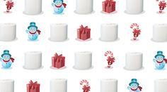 Cottonelle Mega Roll has 4X more in every roll. That's merry, merry, merry, merry mega.