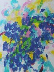 l'artiste Ulrike Nagel.   Galry l'appli dispo sur l'app store! Telecharger gratuitement et utilisez le simulateur pour voir ce peinture sur votre mur! Suivez nous sur Facebook - Art Is Nomad.
