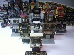 Beatmania series Real miniature pavilion