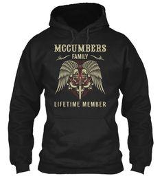 MCCUMBERS Family - Lifetime Member