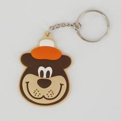 A沖縄OnlineShop / ベア君ビニールキーホルダー Root Beer, Personalized Items, Gifts, Presents, Favors, Gift