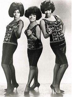 "The Marvelettes - Please Mr Postman - #1 hit 1961. Motown's first successful female vocal group, the Marvelettes are most notable for recording the company's first #1 Pop hit, ""Please Mr. Postman."""