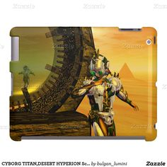 CYBORG TITAN,DESERT HYPERION Science Fiction #robot #tech #scifi #3danimation #android #robotics #geek #nerd #comics