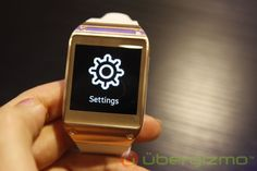 Samsung Exec Likens Galaxy Gear To An Unripe Fruit