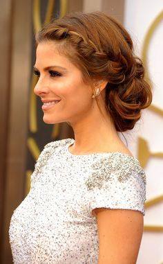 Show Stoppers | OSCARS 2014 – Wedding worthy dresses and hair