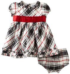 Youngland Baby Girls Infant Velvet Dress Ideas For