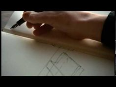 ▶ 1/4 The Secret of Drawing - Drawing by Design - YouTube
