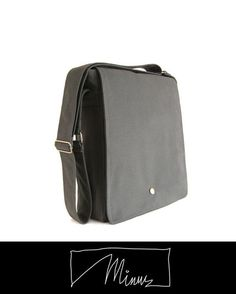 Messenger bag by Minus.