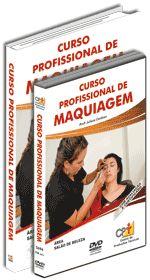 A profissão de maquiador Visagismo Tipos de pele Técnicas de maquiagem